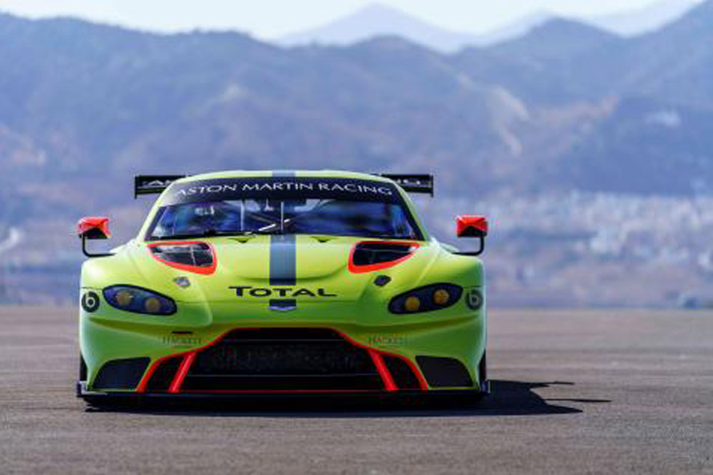 Total y Aston Martin