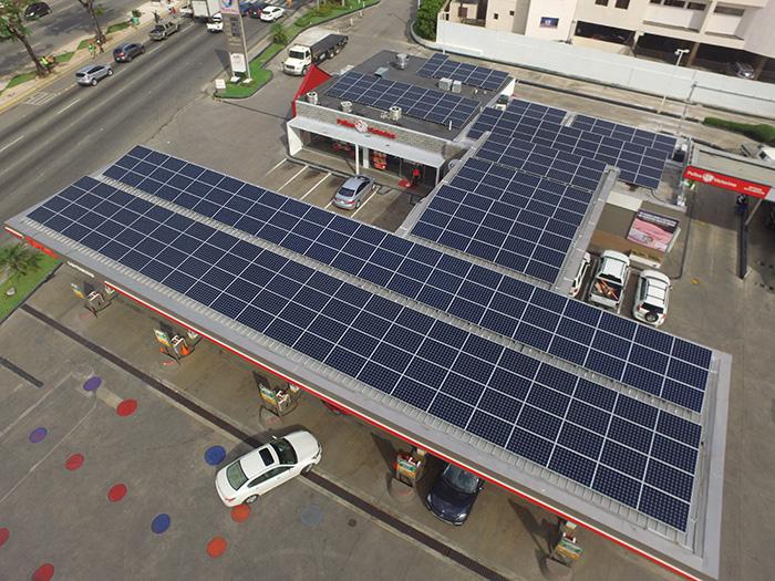 Total paneles solares