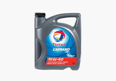 Aceite CAPRANO TDI 15W40