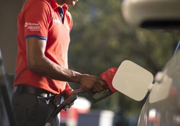 Octanaje del combustible Total