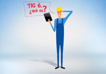 TIG6, programa de mantenimiento y lubricación.