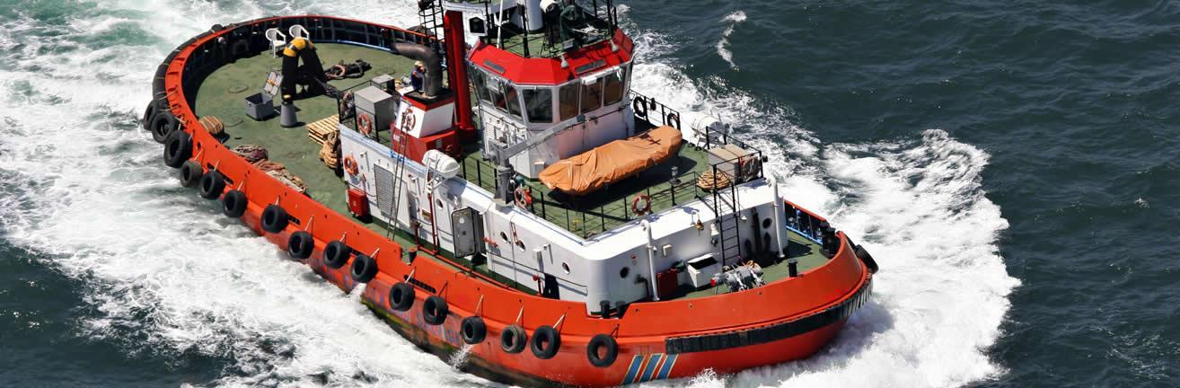 Aceite embarcaciones